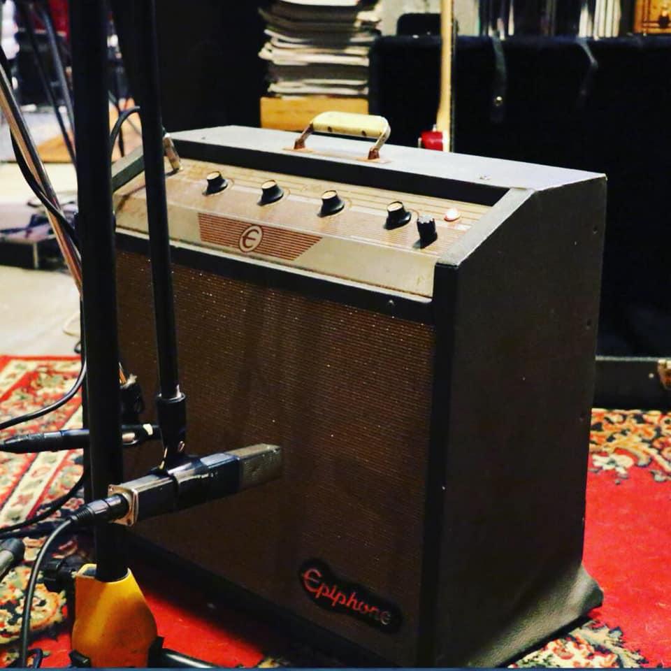 Christina Giorgio Recording